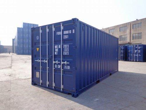 40 fods container - CAMPAS