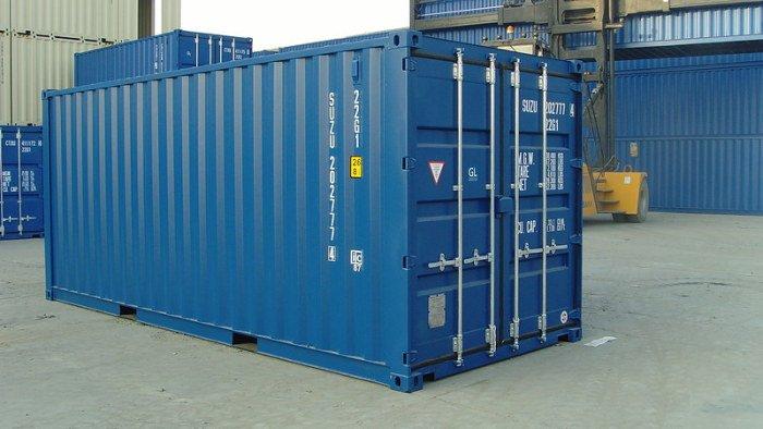 20 fods container - CAMPAS