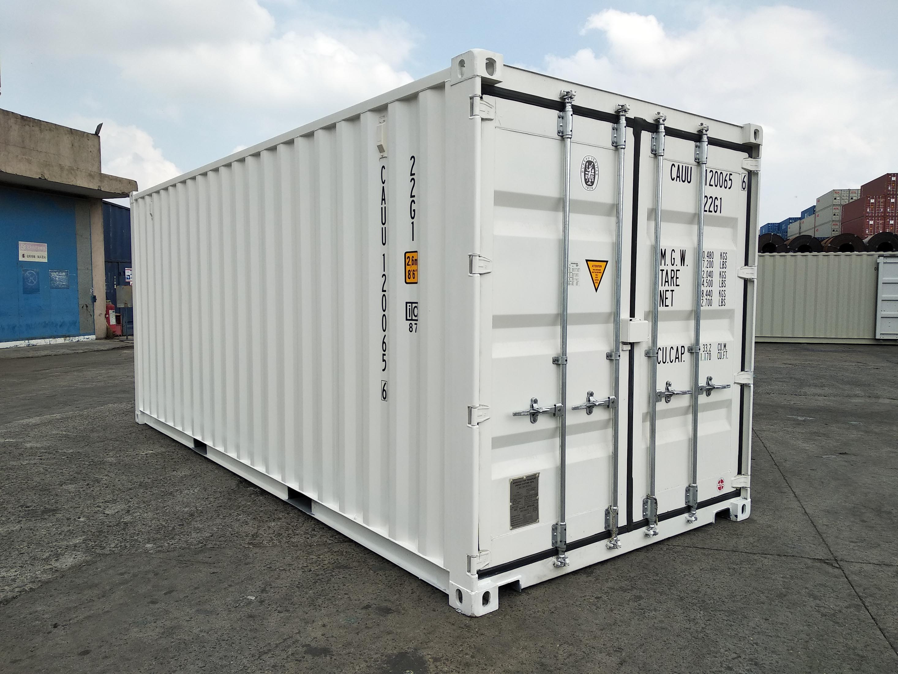 20 fods container